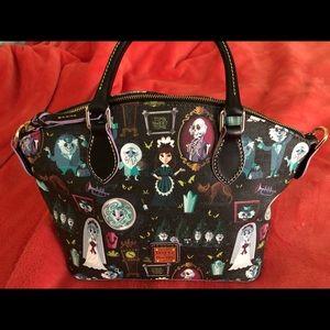 Haunted Mansion satchel
